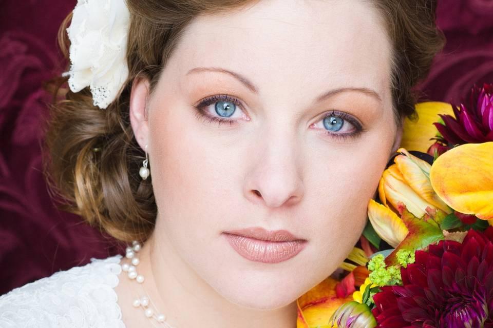 Bridal portrait - Allan E. Levine Photography