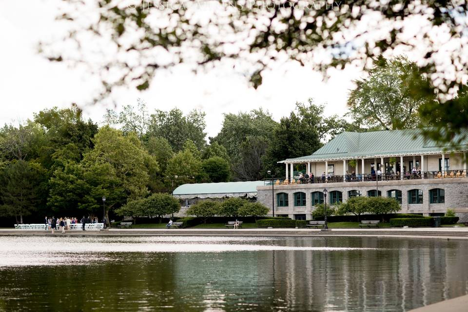 Delaware Park Marcy Casino