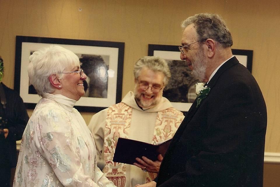 Father Vince Corso