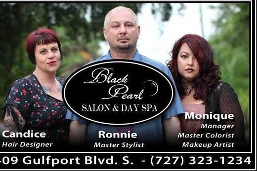 Black Pearl Salon & Day Spa