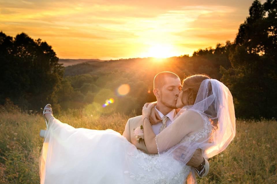 Newlyweds  - Waters Edge Photography