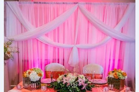 Glamorous Occasions Wedding Planning and Event Decor