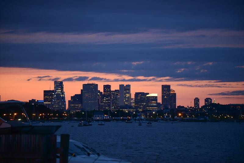 Boston Skyline Views