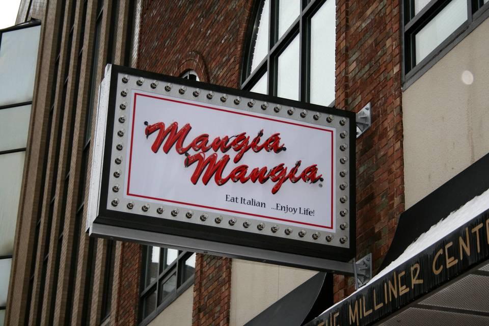 Mangia Kitchen + Bar