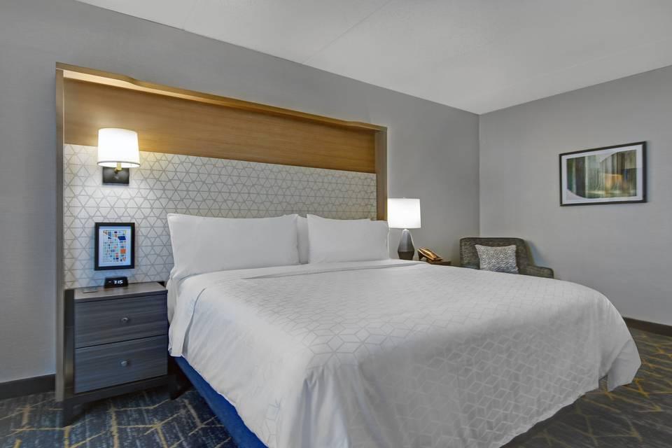 Modern accommodations - Holiday Inn Philadelphia-Cherry Hill