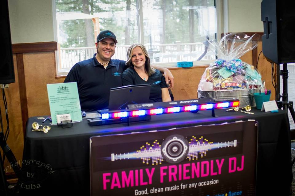 Family Friendly DJ
