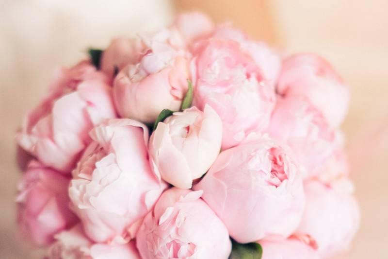 A pink bouquet