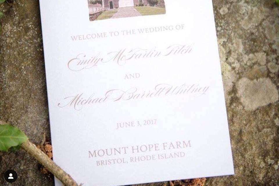 Mount Hope Farm