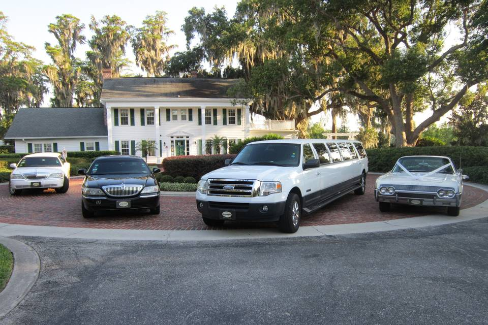 Southern Elegance Limousines offers various styles of limousines and wedding packages to suit any taste or style.