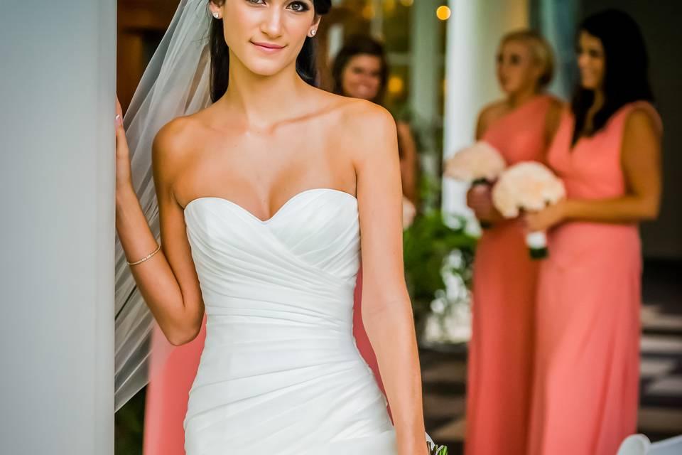 Bridal portrait - Brian Dean Photography