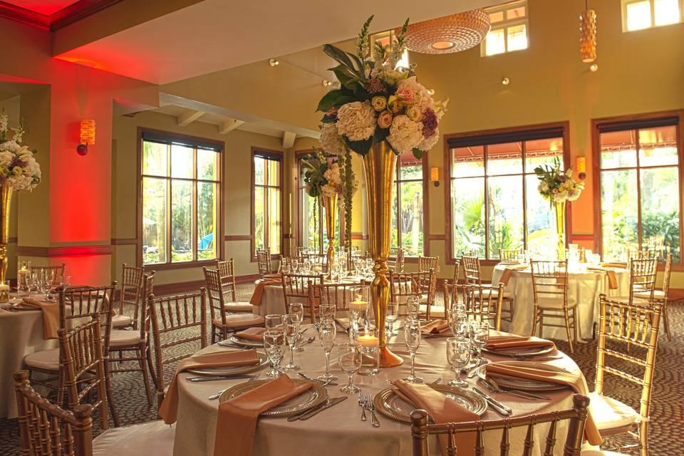 Terra Ballroom Wedding