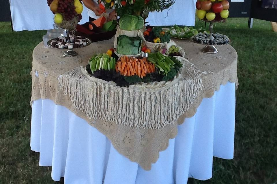 Over the Top Catering & Event planning by Trinity