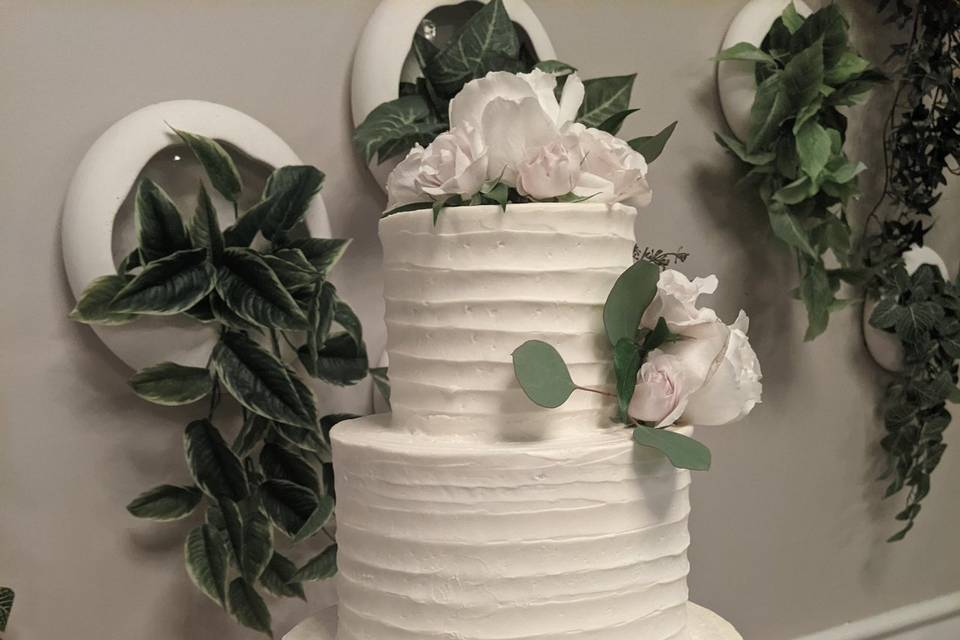 Textured icing