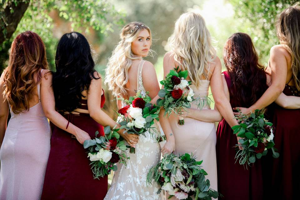 Cabbage Rose Weddings