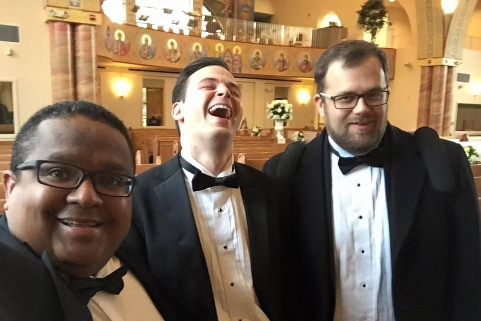 Fun trio
