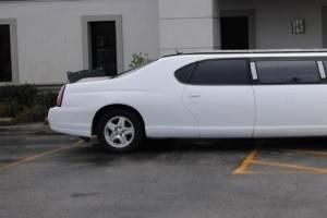 10 Passenger Monte Carlo Stretch Limousine - Exterior