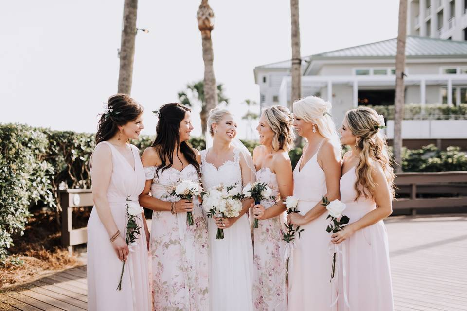 Beauty By Kateryna Bridal Team