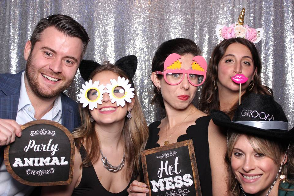 Snaptrend Photo Booth