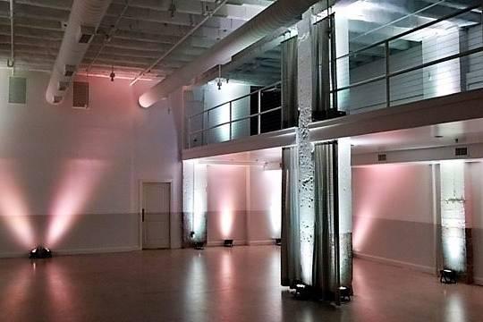 Park room/fadeup design uplights