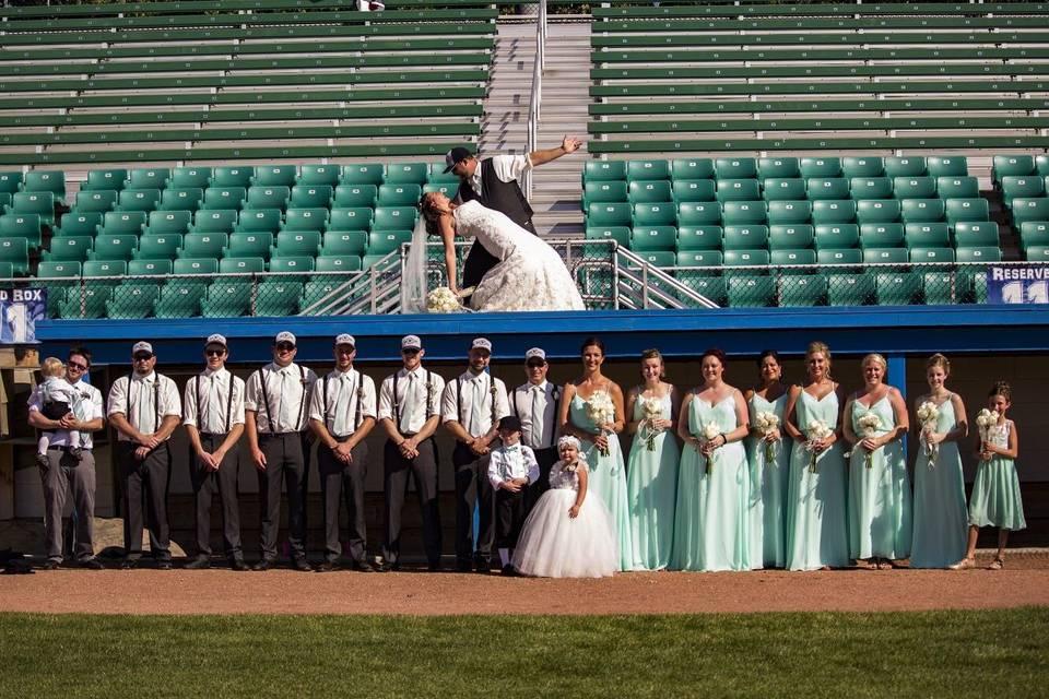 Kalamazoo Growlers Baseball / Homer Stryker Field