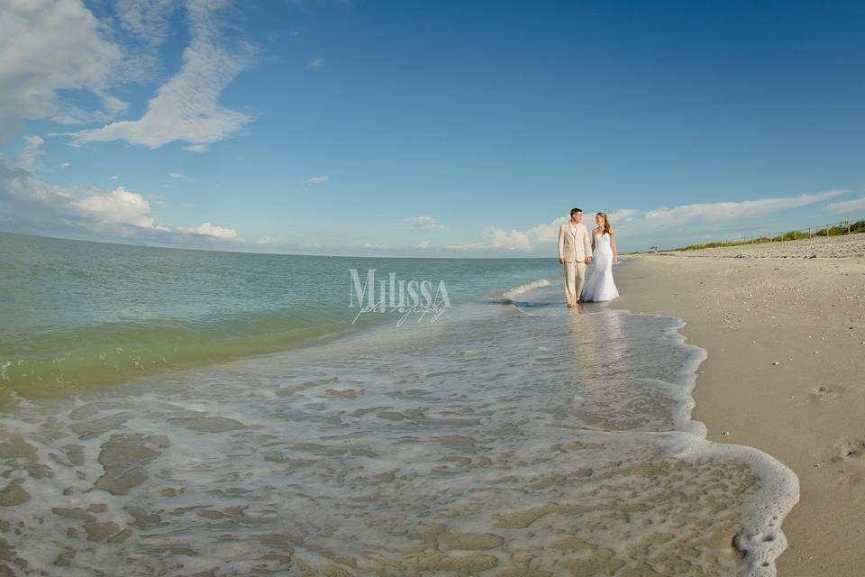 Milissa Sprecher Photography, Bowman's Beach, Sanibel