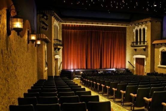 Garden Theatre and Roper Garden Ballroom