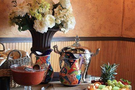 Add a little spanish elegance to your next event