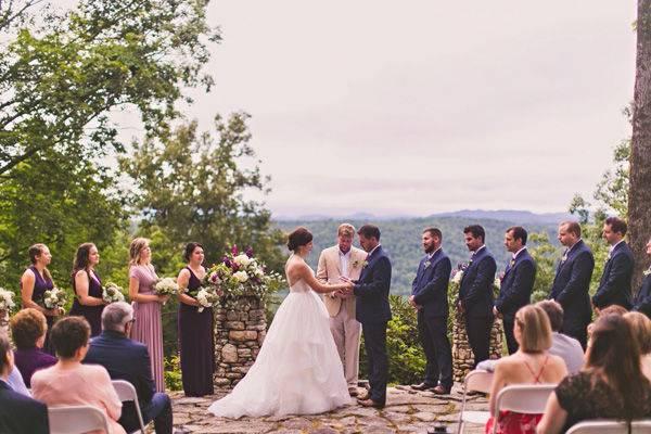 Overlook ceremony