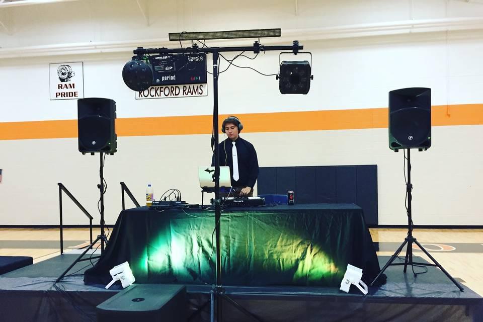 Allure Wedding DJs