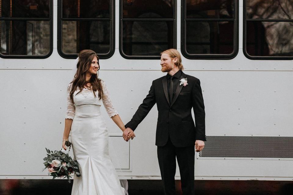 A Peachy Keen Wedding