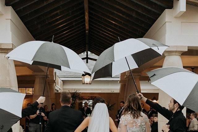 Umbrella service