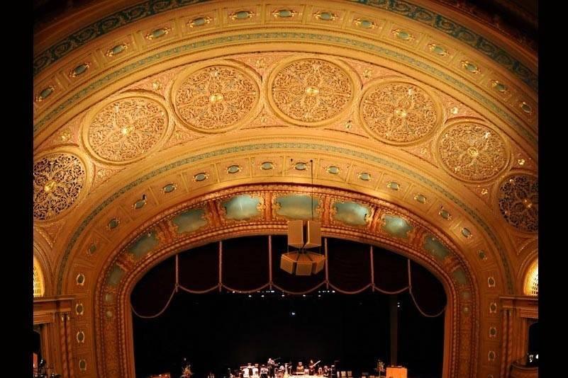 Morris Stage Reception