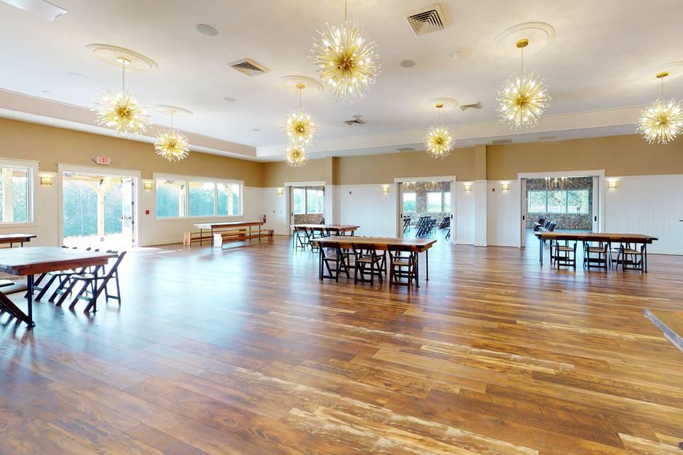 Lodge Event Room