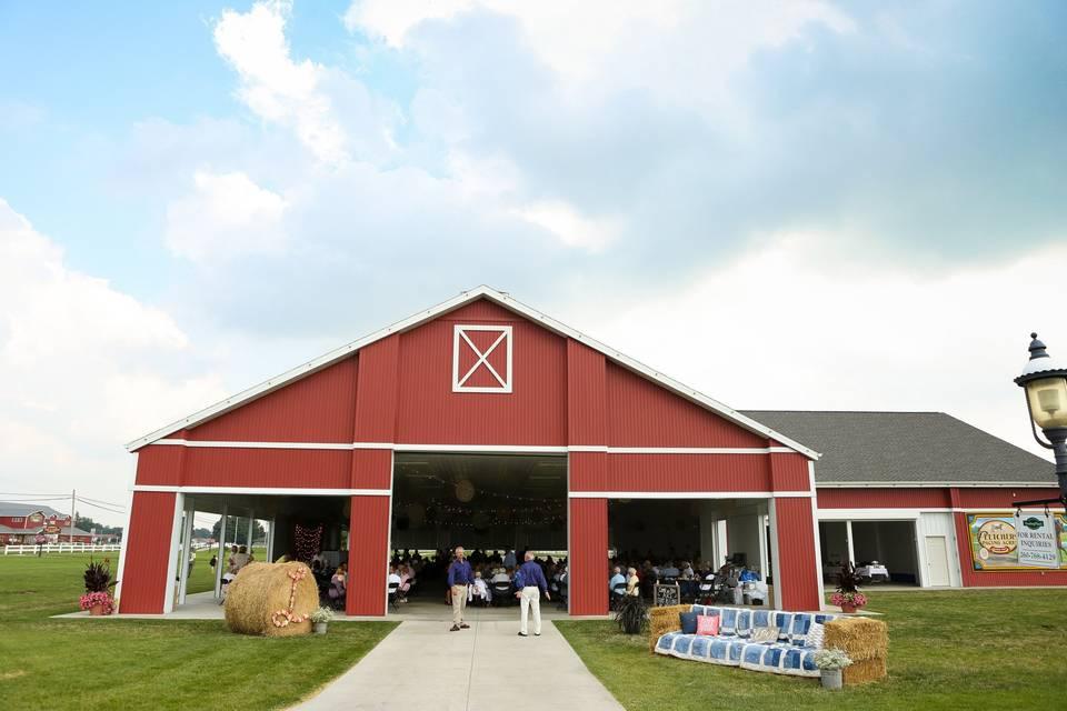 Farmstead Expo Barn & Event Pavilion