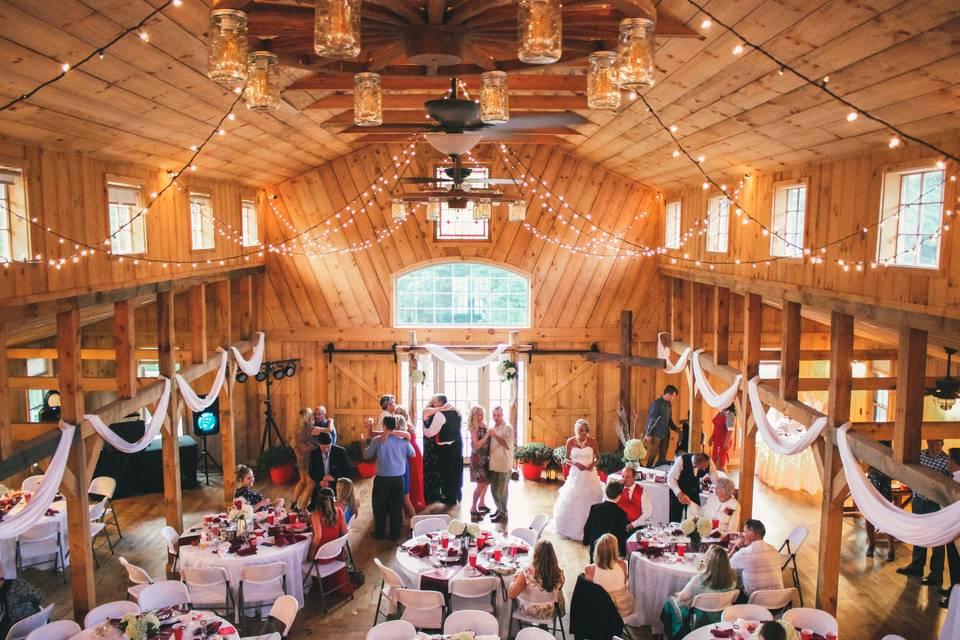 The Barn at Tall Oaks Farm