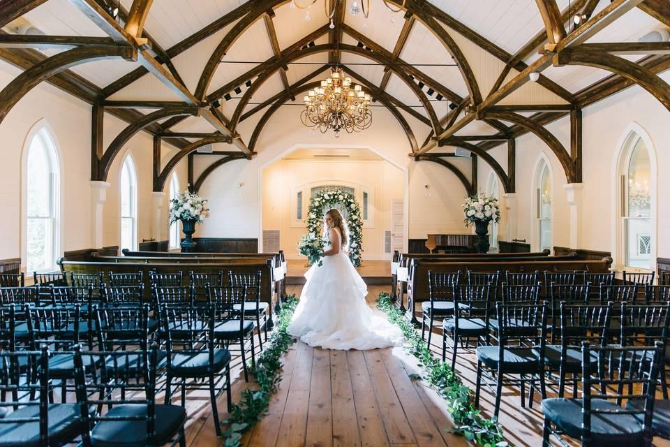 The Tybee Island Wedding Chapel & Grand Ballroom