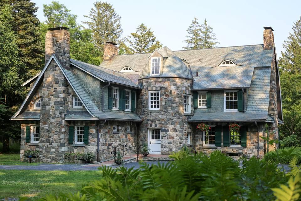 Zimmermann Farm Mansion