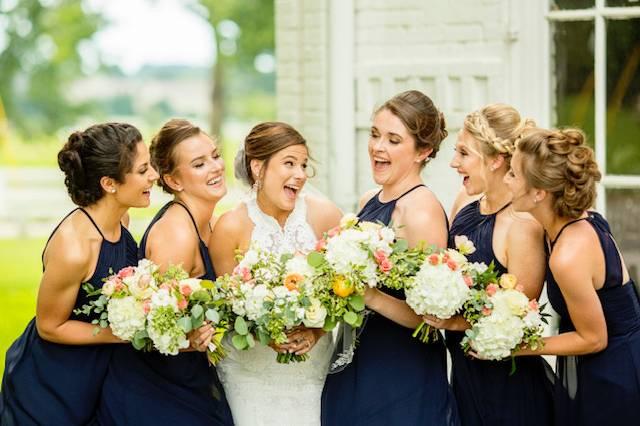 Round Barn Wedding