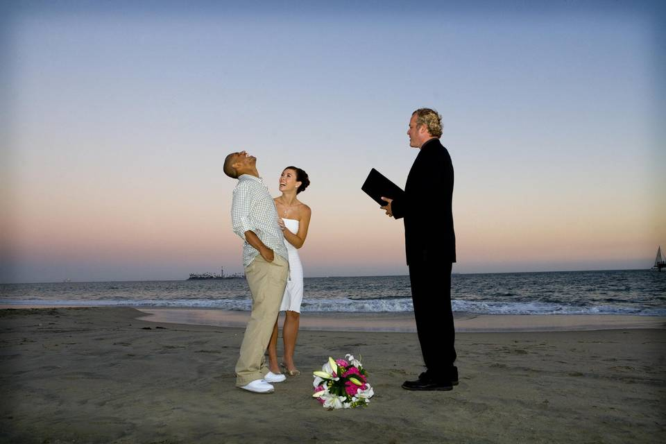 Officiant Guy