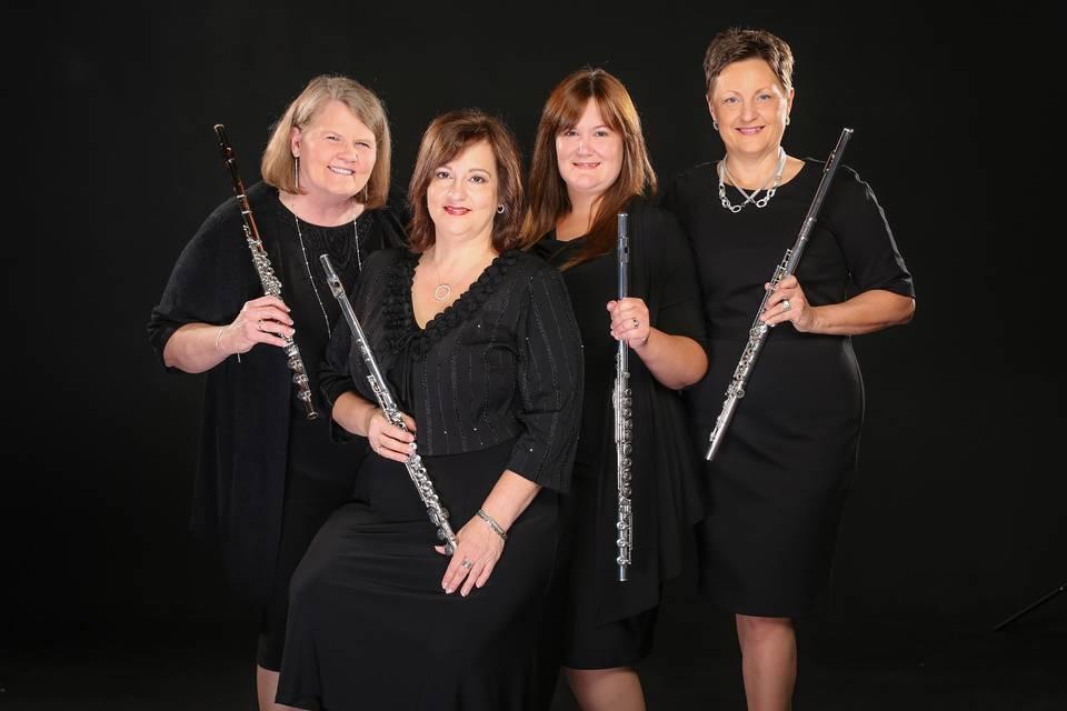 Grace Notes Flute Quartet