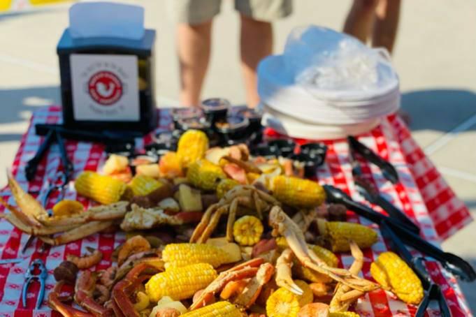 Seafood Boil Spread(4)