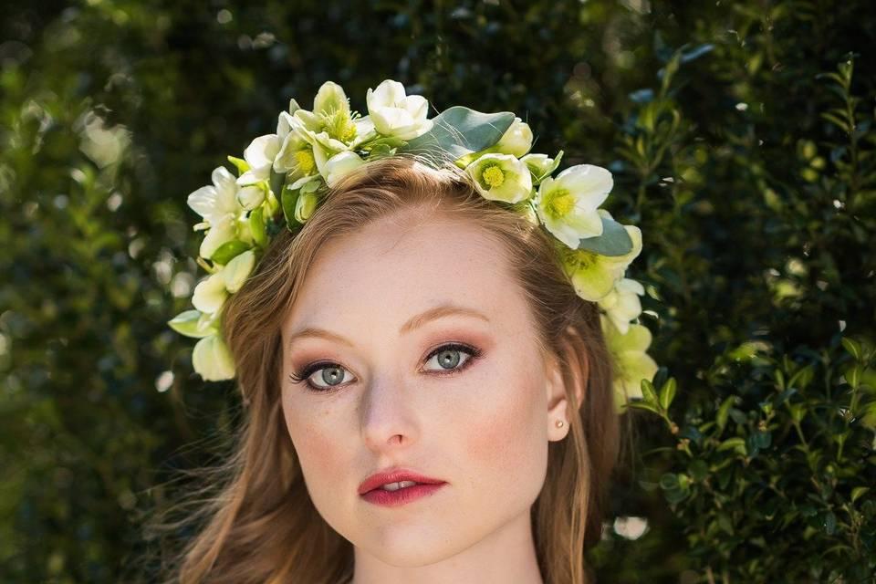 Makeup by Melissa Franklin