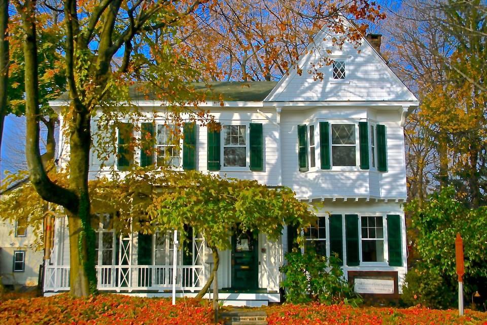 Edward Hopper House Museum & Study Center