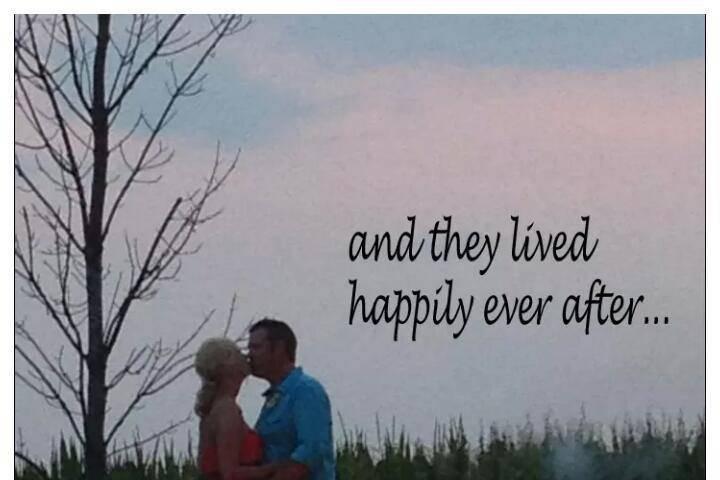A romantic reminder