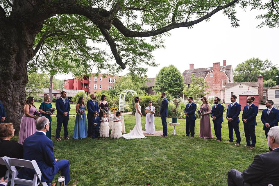 Weddings with Jenn
