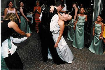 The first dance to the last dance, we are there to make memories that will last a lifetime.