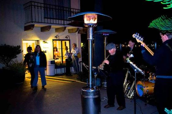Evening Event in Santa Barbara...
