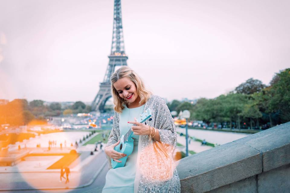 Proposal & Elopement in Paris