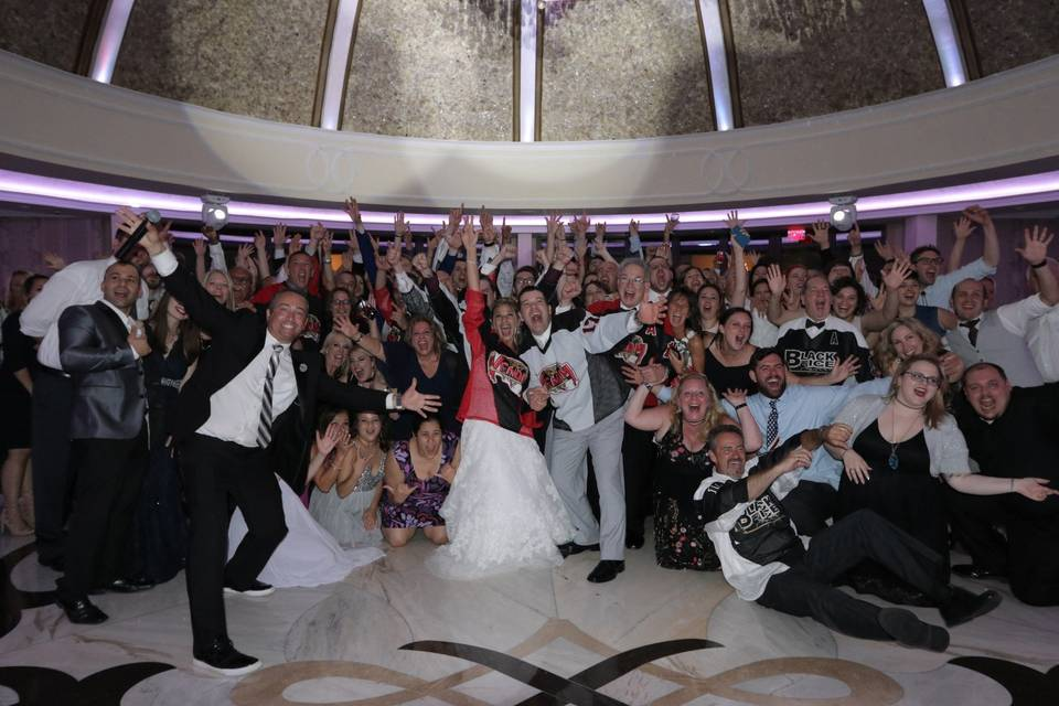 GRAND MARQUIS WEDDING