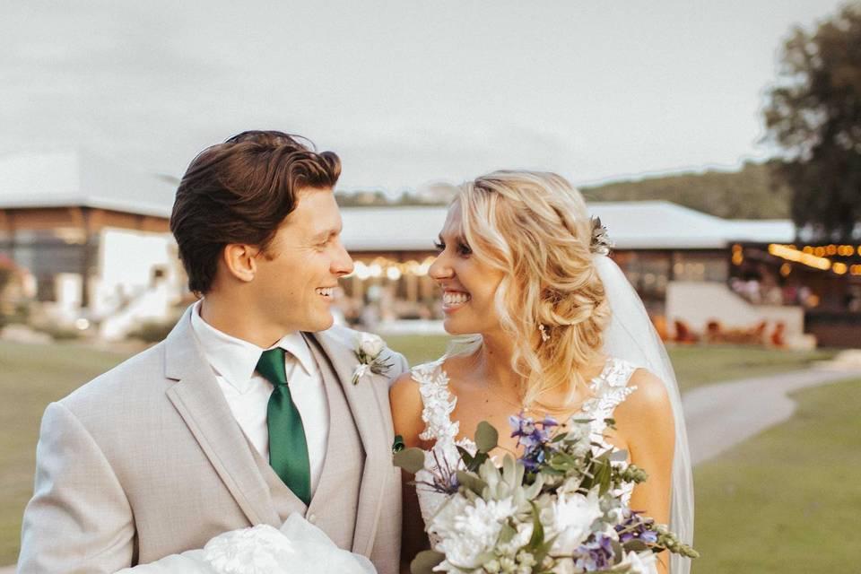 Fellows-Brooks Wedding